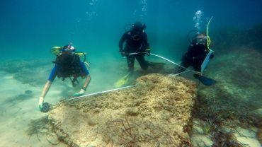 Tunisie: découverte de vestiges romains engloutis par un tsunami au 4ème siècle