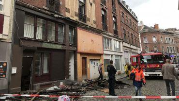 Liège: une dizaine de personnes évacuées dans un incendie en Outremeuse