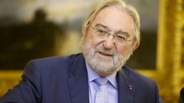 Herman De Croo siègera encore au Parlement flamand pour barrer la route à Filip Dewinter