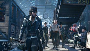 """""""Assassin's Creed Syndicate"""" comprime sept quartiers de Londres en un seul dédale à parcourir"""