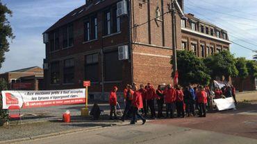 Le Mistral en grève le 21 septembre dernier