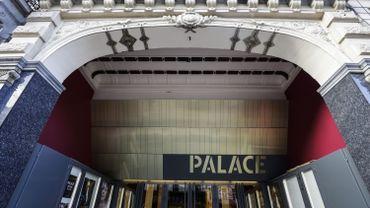 Le cinéma Palace renaît au 85 du boulevard Anspach à Bruxelles. Réouverture le 28 février.