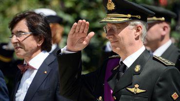 Le dernier baromètre RTBF-La Libre-Dedicated révèle une confiance croissante des Belges dans le nouveau Roi Philippe
