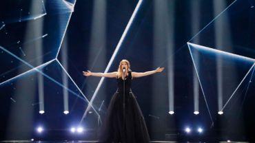 Blanche qualifiée pour la finale de l'Eurovision!