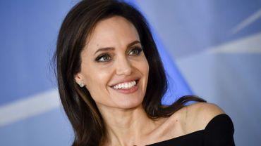 """Absente des écrans de cinéma depuis 2015, Angelina Jolie a deux films en préparation : """"Maléfique 2"""" et """"Those who wish me dead""""."""