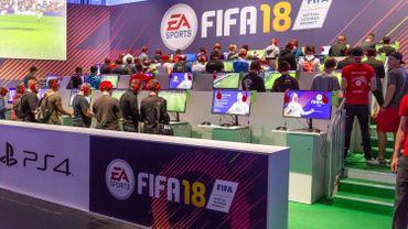 Le Sporting de Charleroi aura bientôt son représentant dans la compétition du jeu FIFA 18