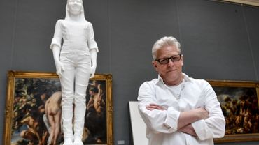 Double exposition dédiée à Jan Fabre à Paris et à Saint-Paul de Vence
