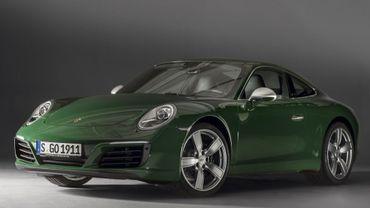 Porsche a assemblé sa millionième 911