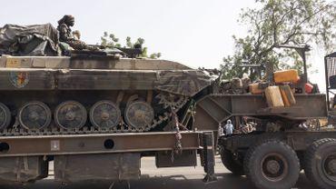 L'armée Tchadienne combat Boko Haram dans la région du lac Tchad.