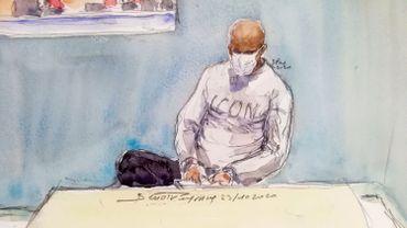 """Charlie Hebdo : Peter Chérif dit n'avoir """"rien à voir"""" avec les attentats"""