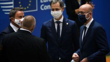 À peine Premier ministre, Alexander De Croo participe déjà à son premier sommet européen