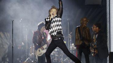 Mick Jagger dans un film