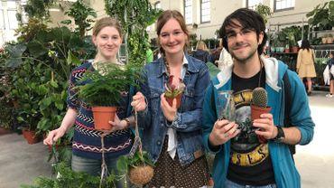 Avoir des plantes chez soi, une tendance qui se vérifie chez les plus jeunes.