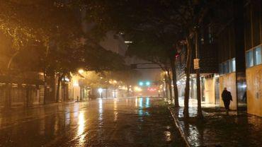 Ouragan Irma: 7 Belges attendent encore leur évacuation