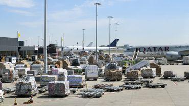Retour à la normale (ou presque) de l'aéroport de Liège (format original en fin d'article).