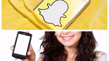 """Photos pédopornographiques sur Snapchat: non, les clichés partagés ne """"disparaissent"""" pas"""