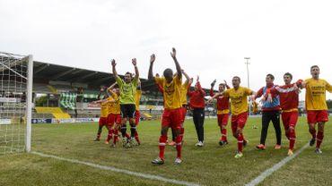 Un accord sportif entre le Standard et l'AFC TUbize
