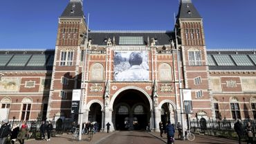 Un espace game mystérieux au Rijksmuseum