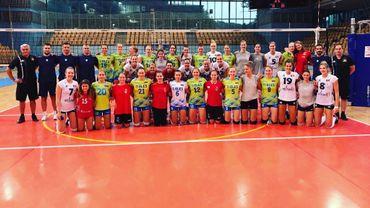 Les Yellow Tigers terminent leur stage par une victoire contre la Slovénie