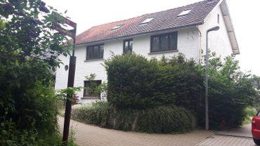 """La """"petite maison blanche"""", un lieu bien connu à LLN"""