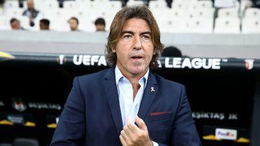 Sa Pinto, ancien entraîneur du Standard a signé à Vasco de Gama.