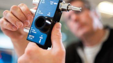 Coronavirus: une aide respiratoire conçue en urgence avec des ingénieurs de F1