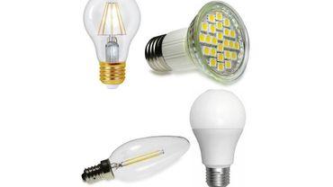 Les lampes LED aussi concernées par l'achat groupé d'énergie à Charleroi
