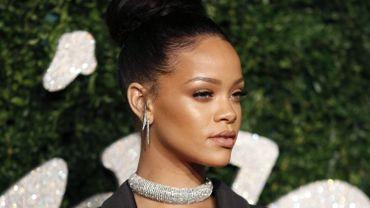 """La chanteuse Rihanna a fait ses premiers pas au cinéma dans """"Battleship"""" ou encore """"C'est la fin"""""""
