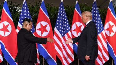 "Donald Trump convaincu que Kim Jong Un respectera ""la poignée de main"""