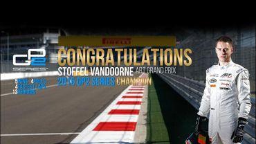 GP2 : Stoffel Vandoorne