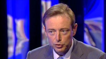 Bart De Wever (N-VA) dans l'Indiscret