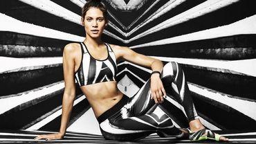 Le legging NTM x Pulso Forte signé Nike et le couple de photographes Flavio et Jayelle.