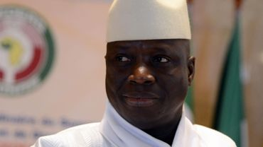 Gambie: l'ex-président Jammeh accusé d'avoir fait tuer des dizaines de migrants ghanéens