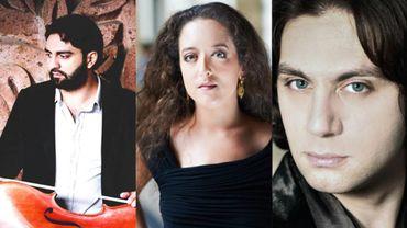 Le trio Avanesyan en concert ce dimanche 17mai dans «Le Salon virtuel», lieu de rencontre et espace d'expression solidaire avec les artistes