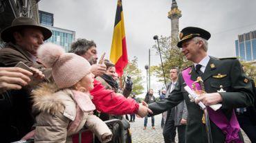 Suivez les cérémonies des 100 ans de l'Armistice sur la RTBF