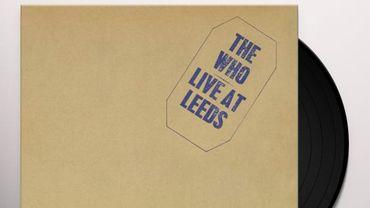 Les 50 ans du Live at Leeds des Who