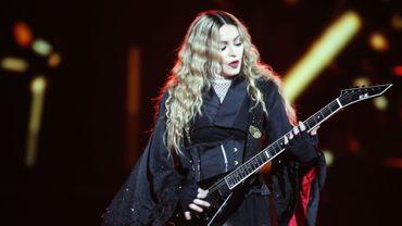"Madonna achève actuellement son ""Rebel Heart World Tour"""