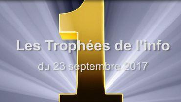 Les Trophées de l'info du 23 septembre : Michael O'Leary, Theo Francken, Rudi Vervoort et Donald Trump