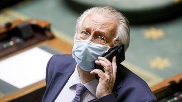 Le député André Flahaut (PS) prépare une proposition de loi.