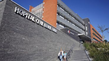 L'hôpital civil de Charleroi a déménagé à Lodelinsart avec succès