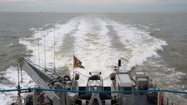 Le pétrolier échoué à Zeebrugge peut reprendre la mer