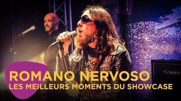 Romano Nervoso en showcase Classic 21