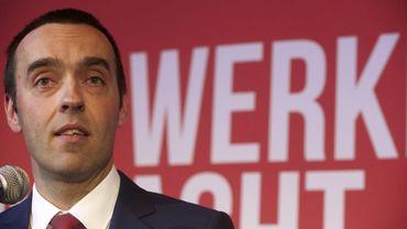 Bruno Tobback veut lier lutte contre la fraude et baisse des charges