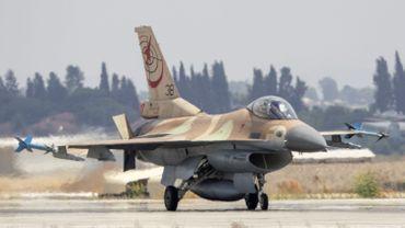 Des chasseurs israéliens survoleront l'Allemagne.