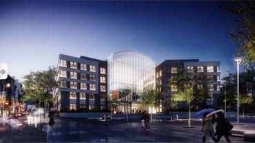Le nouveau palais de justice sera construit sur le site des casernes à Namur