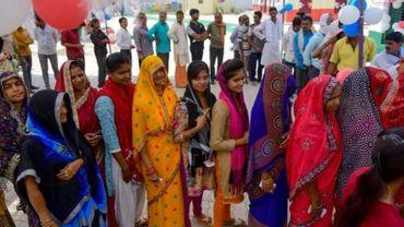 Inde: les chiffres fous de la plus grande élection de l'histoire