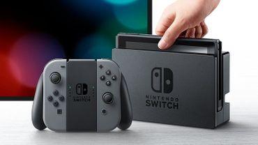 Nintendo espère distribuer jusqu'à 30 millions de Switch d'ici mars 2019