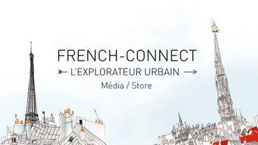 Pas facile de trouver un resto ouvert le lundi... French-Connect les a trouvés!