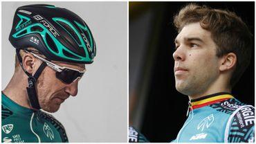 Frederik Backaert et Jens Debusschere figurent dans la présélection de dix coureurs de l'équipe B&B Hotels-Vital Concept en vue du Tour de France, dont le départ sera donné de Nice le 29 août. La formation française de l'UCI Pro Teams, l'a annoncé mardi.