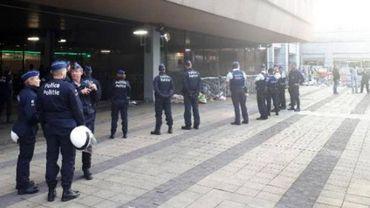 Jeudi dernier, une nouvelle opération de police a eu lieu à la gare du Nord.